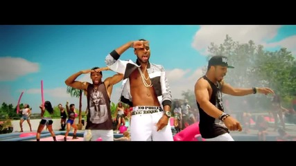 Jason Derulo - Wiggle feat. Snoop Dogg - Официално видео