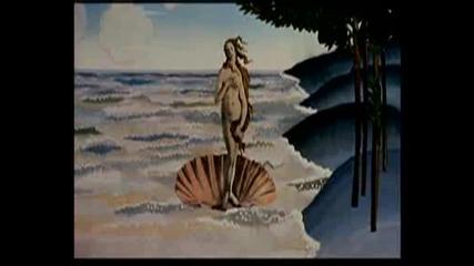 Monty python - venus animation