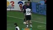 Едни от най - красивите финтове във футбола