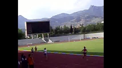 Калина Бяга 400м.