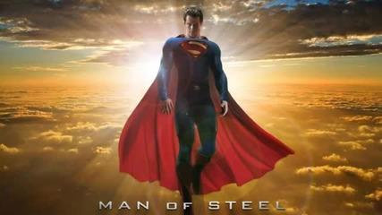 Man of Steel Trailer Song Extended - The Bridge of Khazad Dum