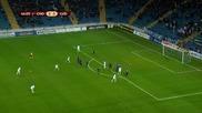 Черноморец (одеса) 0-1 Лудогорец 24.10.2013