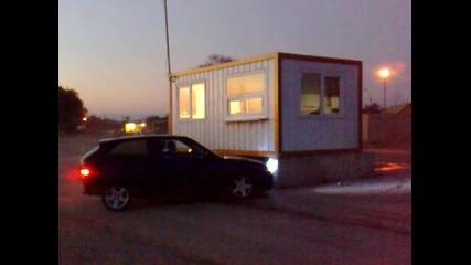 Opel Astra Gsi 1.8i 16v - Drifting and Donuts
