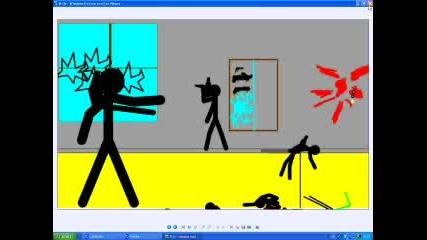 Pivot:stickman Fight