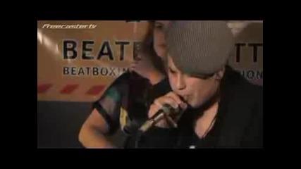 Beatbox Battle Convention 2008 , Female Beatbox Allstars 2 Vbox7