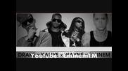 West,  Lil Wayne Eminem - Forever (cdq Nodj) Final Version