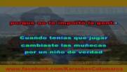 Ulises Bueno 17 Primaveras karaoke Producciones Roberto