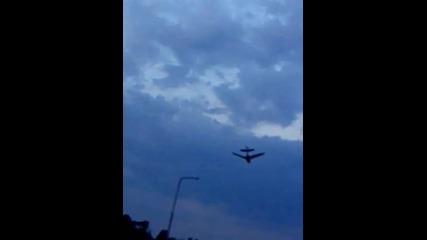 Air crash Bd-10