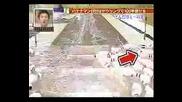 Японски Bowling С Хора