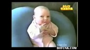 Kung - fu бебе! Много смях!