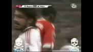 Milan 1 - 4 Bayern Munich 29.07.2009 (audi cup) (всички голове)