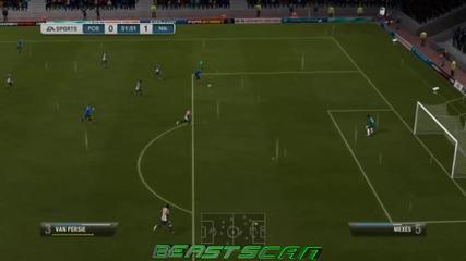 Fifa 12 Ultimate team   Squad #2 Goals