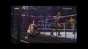 Wwe Elimination Chamber 2011 Raw Chamber Part1