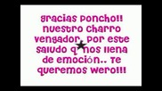 Saludo A Las Charritas De Ponchito