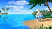 Анимация - Лудата Мечка На Пикник
