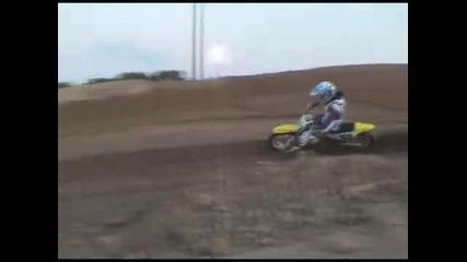 Tyler Juarez #769 Suzuki Rm85l