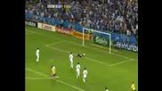 Невероятно Красив Гол На Златан Ибрахимович срещу Гърция