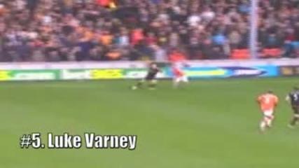 English Premier League - Top 10 Goals 2010-11 - (hd)