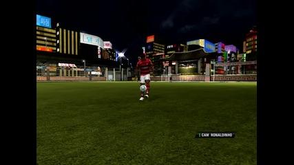 Fifa 12 - Трик с Роналдиньо