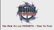 Martial Empires Game Trailer