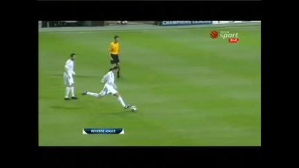08.12 Марсилия - Реал Мадрид - 1:3 - Роналдо Супер Гол