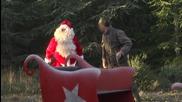 Remi Gaillard и Дядо Коледа
