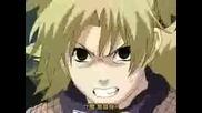 Sasuke Vs Temari