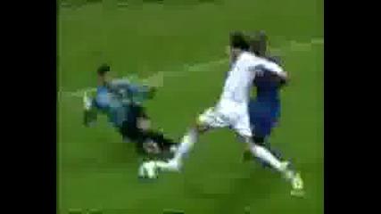 Ruud Van Nistelrooy(real Madrid)