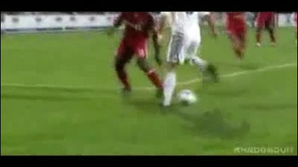 Cristiano Ronaldo 9 - Cant Be Touched