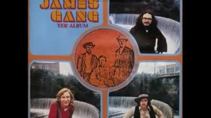 The James Gang - Lost woman