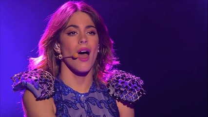 Violetta Live: Underneath it all + превод
