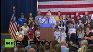 USA: Sanders says the US is an oligarchy, not a democracy
