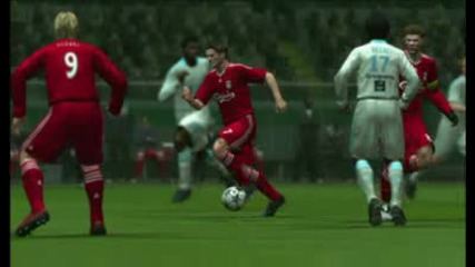 Pro Evolution Soccer 2009 Champions League [ High Quality ]