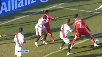 Феноменален гол с пета на Роналдо