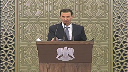Syria: Assad suffers 'low blood pressure' during speech