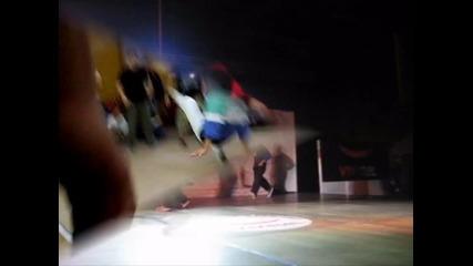 Diablo crew breakdance school trailer