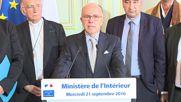 France: Cazeneuve outlines plans to dismantle 'Calais Jungle'