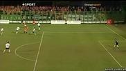 Българин бележи страхотен гол в полското първенство