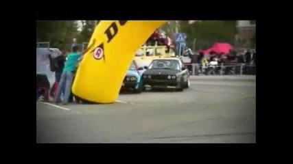 Метро София-заявка за Red Bull Drift 2013 - Bulgaria