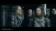 The Lord of the Rings The Two Towers Movie Clip - Hea