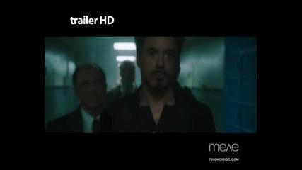 *hq* Iron Man 2 Трейлър *hq*