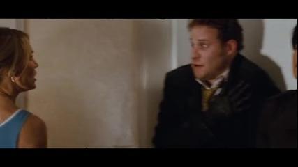 Зеленият стършел - откъс от филма