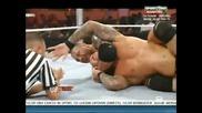 Sheamus vs Randy Orton vs Batista - 2010