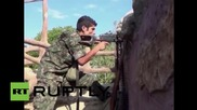 Syria: YPG Kurdish fighters claim to capture key strategic town of Tal Abyad