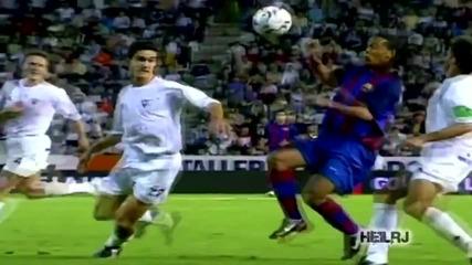 Меси срещу Роналдиньо