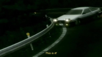 Initial D Amv-ignition