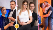 Луд спомен за победа над Левски, Лепа Брена и първата целувка: Семейство Джаферович празнува