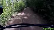 Над Герман около яз. Панчарево с колело