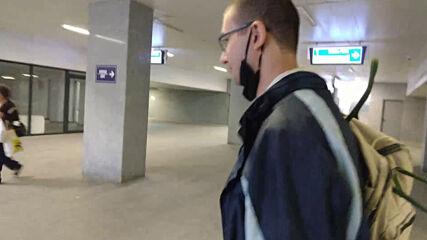Екскурзовода води - ЖП гара София към пероните сезон 2 еп.6