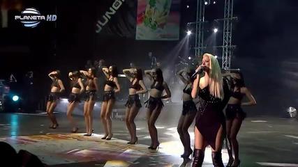 Цветелина Янева - Влез / Live